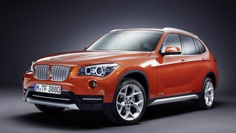BMW X1 2012 : ceci n'est pas un restylage !