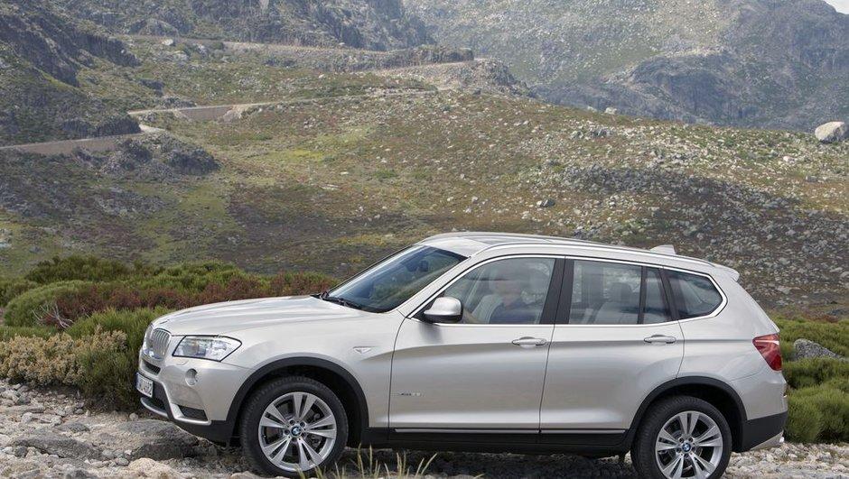 BMW X3, passage au Mondial de l'Auto obligé pour la nouvelle génération