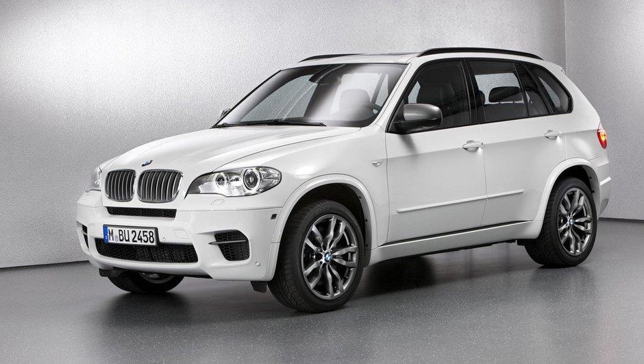 BMW M crée le diesel sportif en lançant 3 modèles