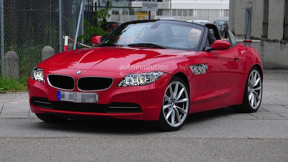 Mondial de l'Auto 2012 : BMW Z4 restylé surpris ?