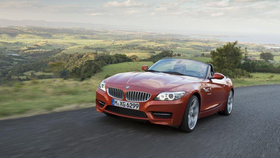 Salon de Détroit 2013 : BMW Z4, nouveau moteur 156 ch