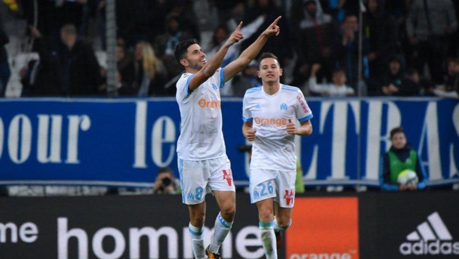 Ligue 1 : freiné par Saint-Etienne, l'OM ouvre la porte à Monaco