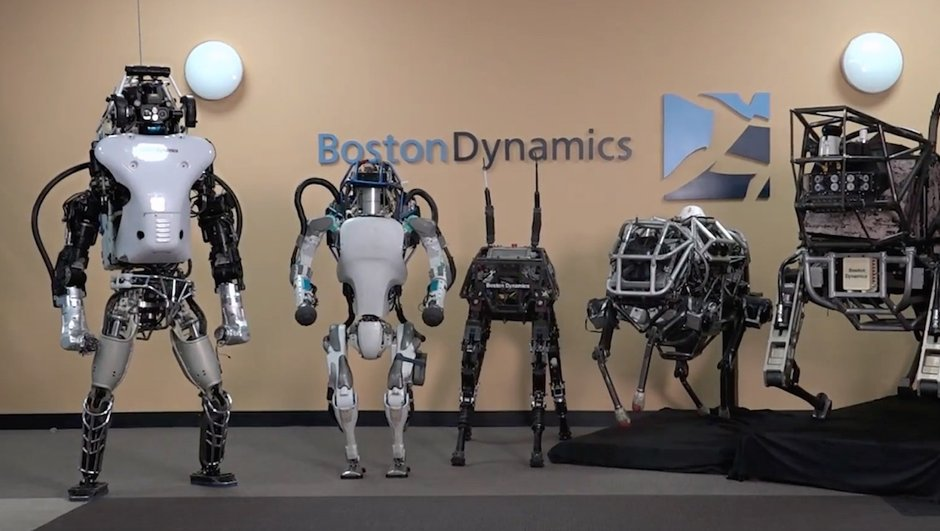 Toyota va racheter Boston Dynamics, le constructeur de robots de Google