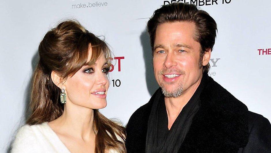Chez les Jolie-Pitt, c'est Angelina qui porte la culotte !