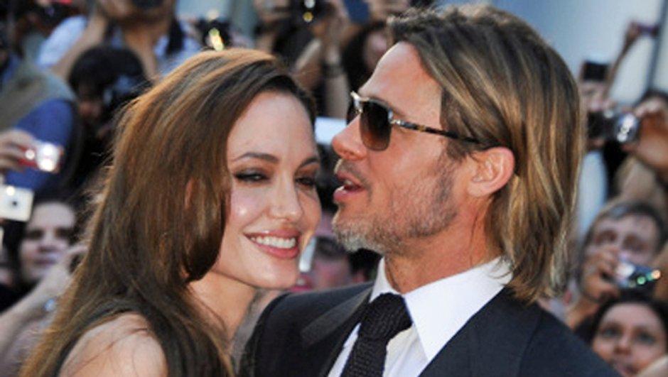 Brad Pitt et Angelina Jolie : leur mariage en France ?
