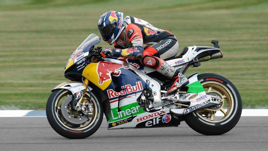 MotoGP - Essais 2 Brno 2013 : La surprise Bradl