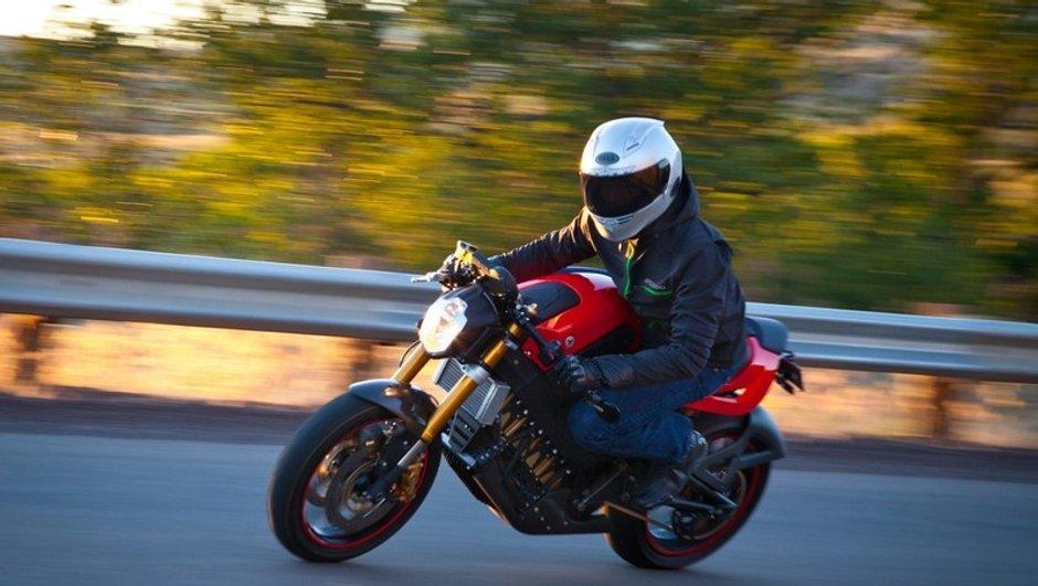 Brammo Empulse : la moto électrique sportive abordable