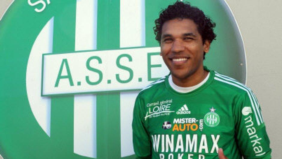 ASSE : Brandao a conquis les Verts