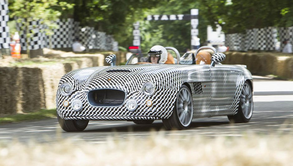 Festival of Speed de Goodwood 2016 : une étonnante Bristol Pinnacle Project