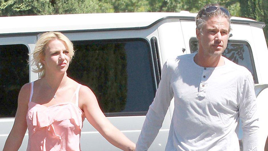 Britney Spears quittée par Jason Trawick