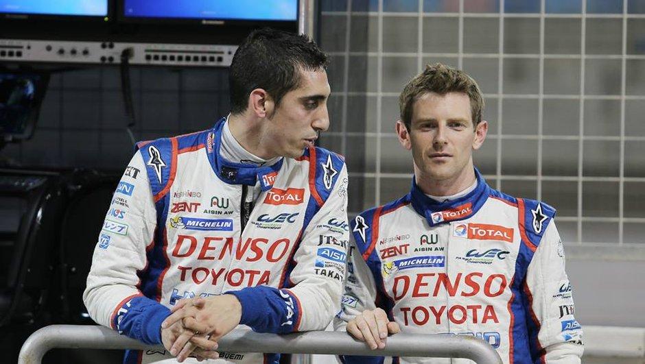Endurance - 6h de Bahrein : Buemi-Davidson en route pour le titre ?