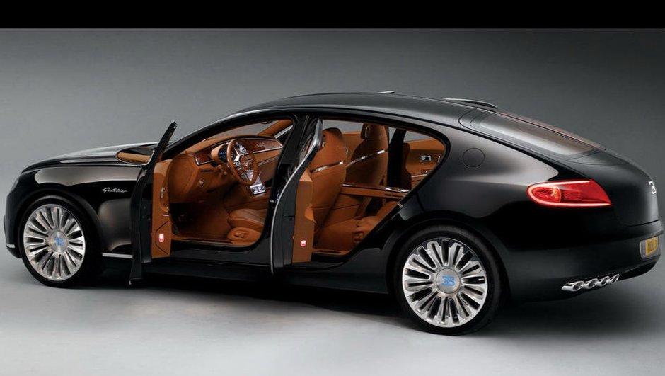 La Bugatti 16C Galibier sur les routes en 2013 ?