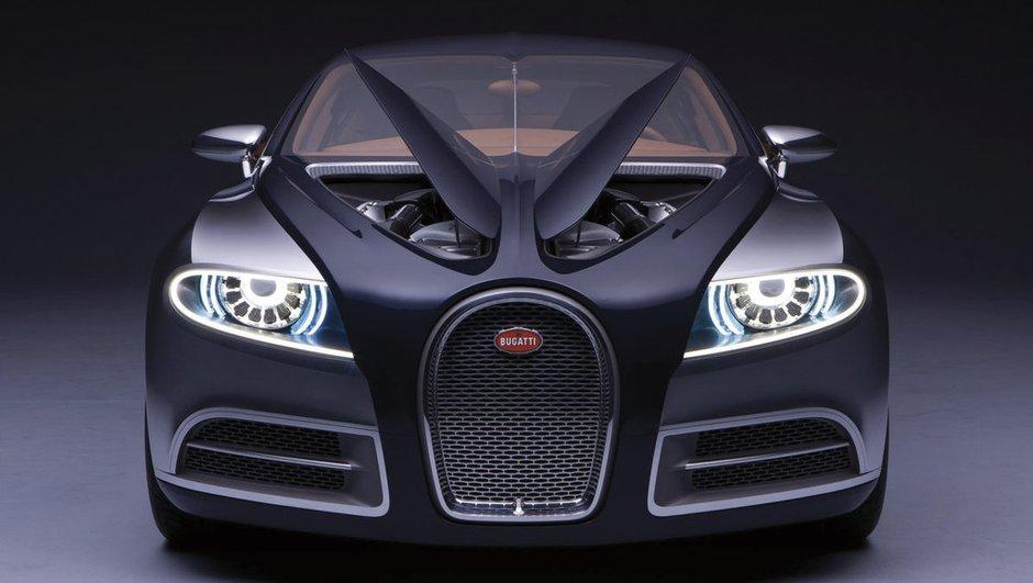 Bugatti Galibier : du nouveau pour la future limousine française