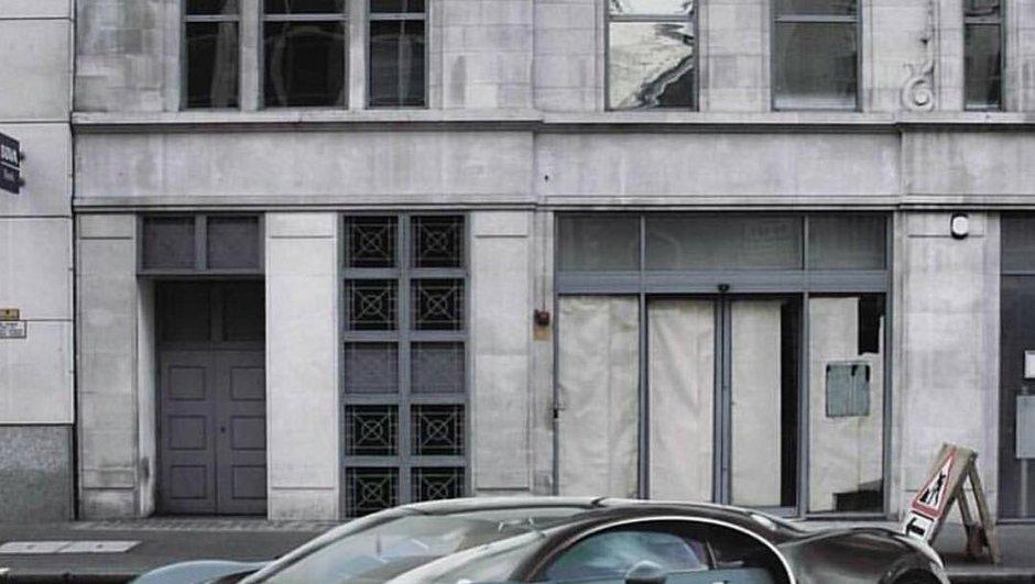 Future Bugatti Chiron : des informations dévoilées sur Instagram ?