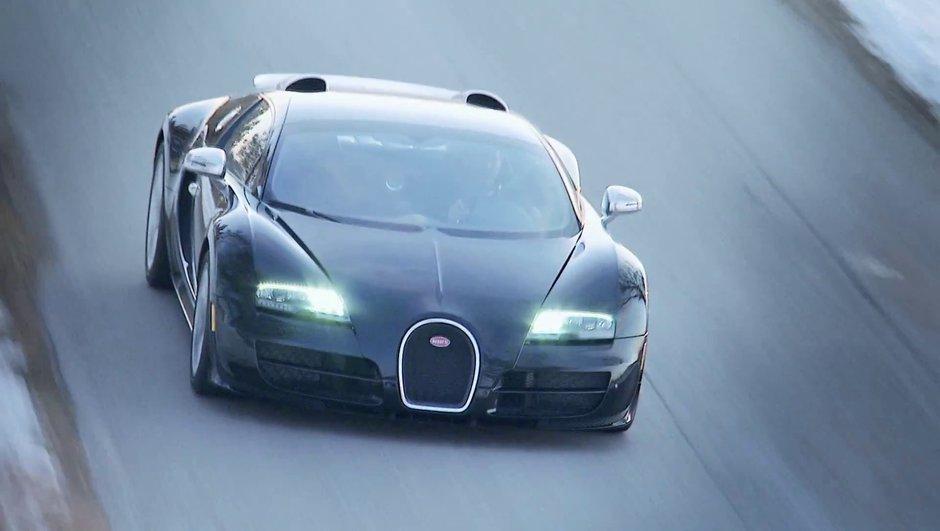 Vidéo : Bugatti Veyron 16.4 Grand Sport Vitesse
