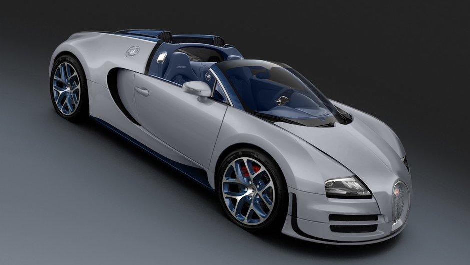 Salon de Sao Paulo : Bugatti Veyron 16.4 Grand Sport Vitesse Rafale