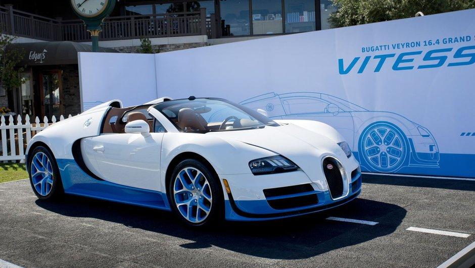 Bugatti Veyron 16.4 Grand Sport Vitesse Special Edition 2012