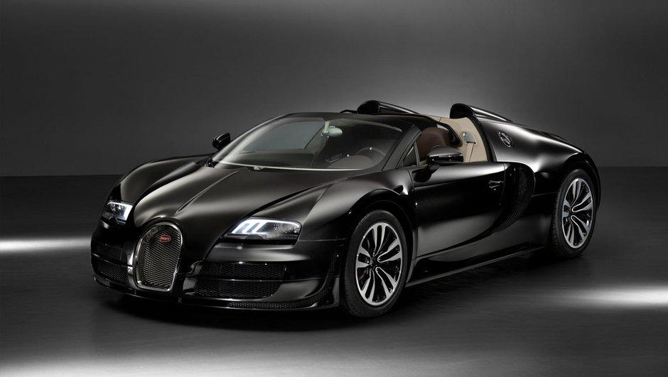 """Bugatti Veyron GS Vitesse """"Jean Bugatti"""", deuxième volet des Légendes"""