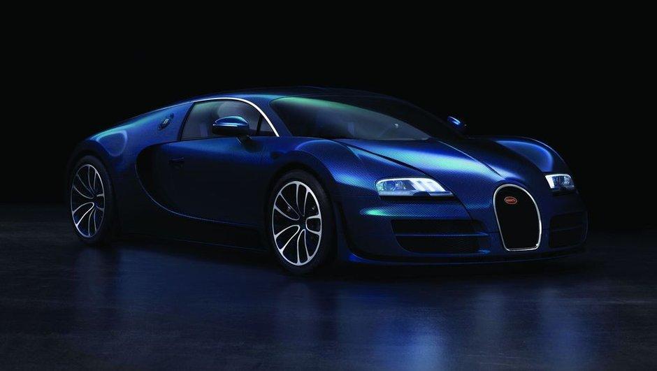 Bugatti Veyron Super Sport : présentation en photos