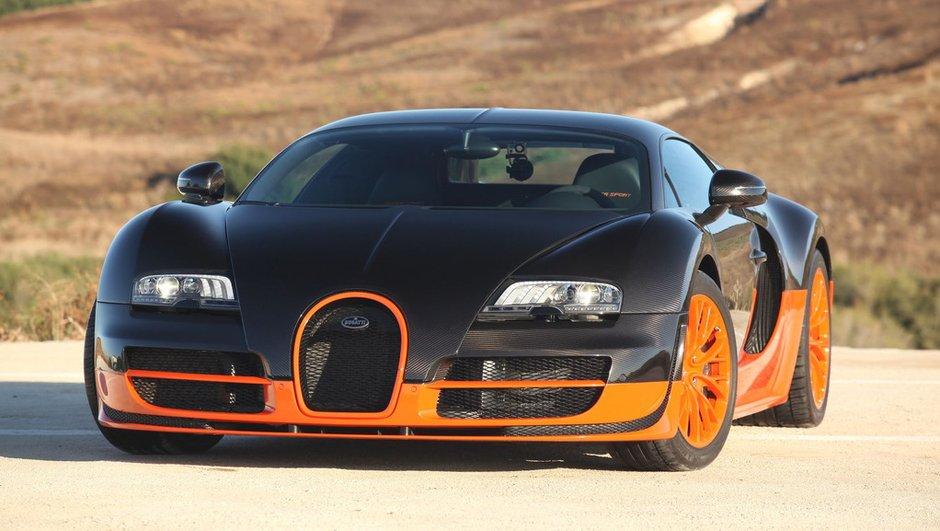 #LeSaviezVous : Bugatti perd 3,8 millions d'euros sur chaque Veyron vendue