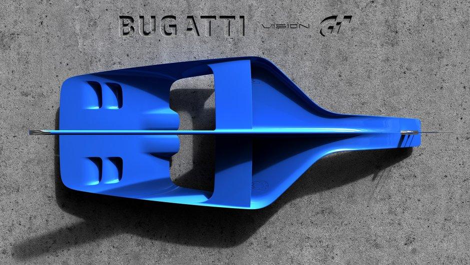 La Bugatti Vision Gran Turismo confirmée au Salon de Francfort 2015