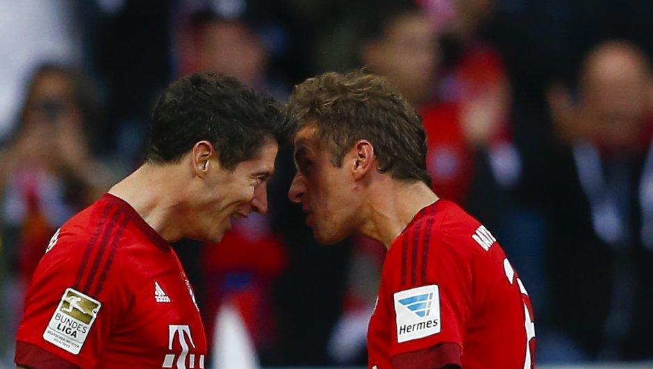Bundesliga : Le Bayern Munich écrase le Borussia Dortmund (5-1)