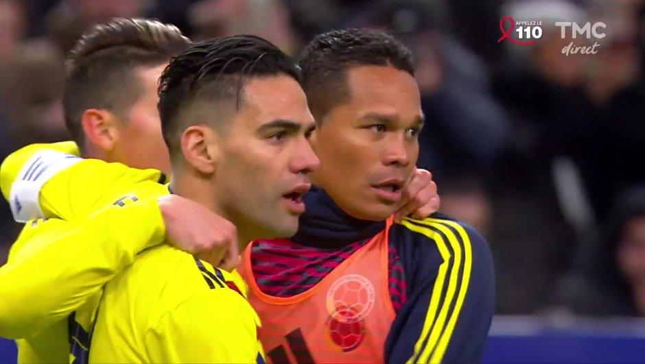 France-Colombie (2-2) : Falcao égalise !