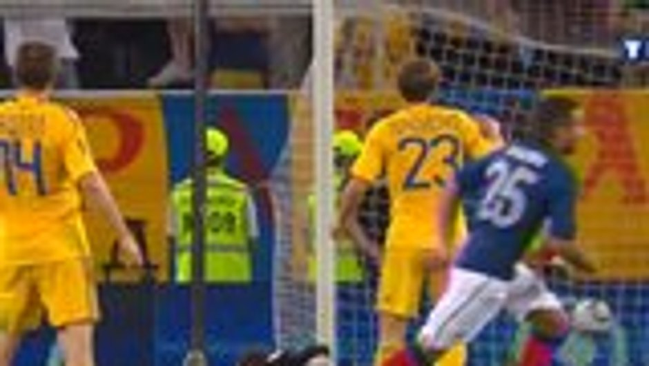 Les deux buts de Marvin Martin avec la France !