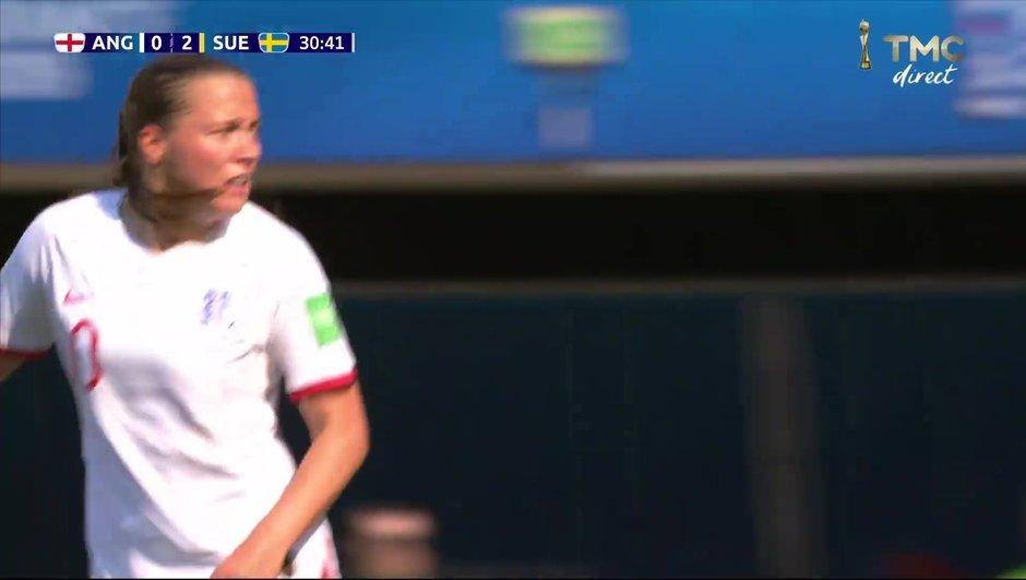 Angleterre-Suède : La magnifique réduction du score de Kirby en vidéo