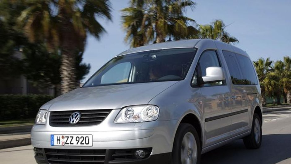 Volkswagen Caddy Life : nouvelles finitions