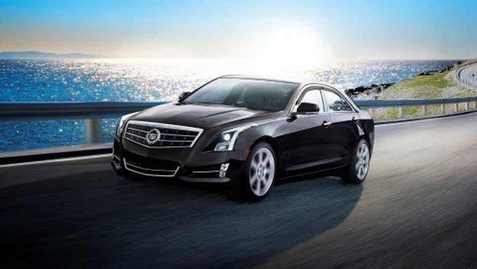Cadillac ATS : une édition spéciale Nouvelle Année en Chine