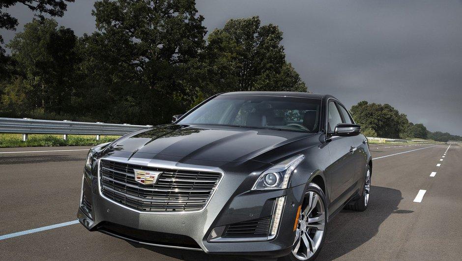 Cadillac CTS semi-autonome 2016 : projet ambitieux pour General Motors