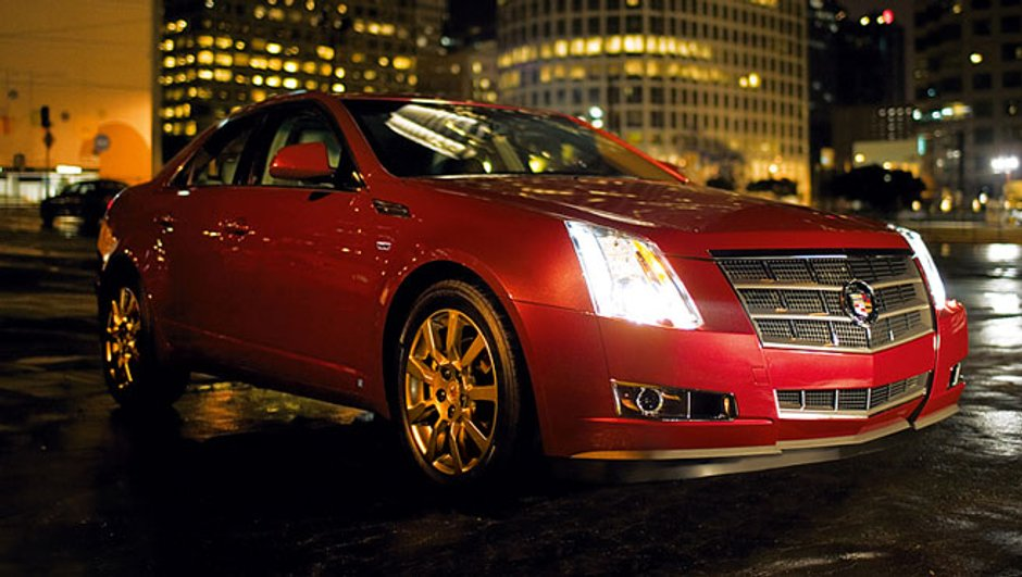 Cadillac CTS 3.6 : elle s'européanise