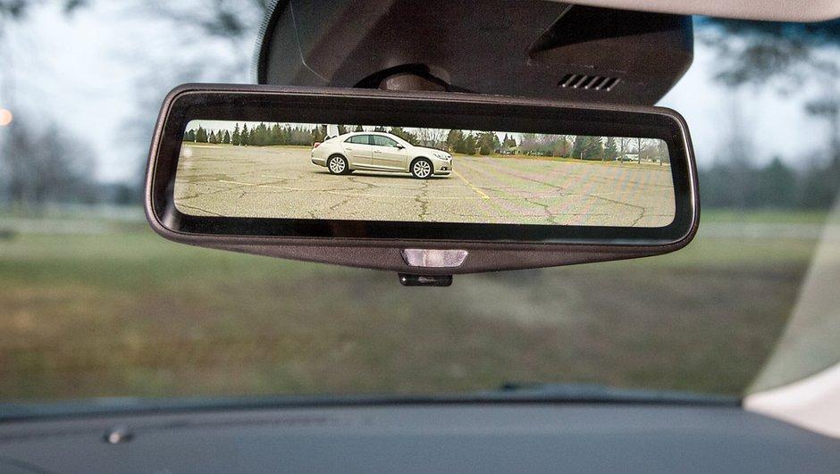 Technologie : Un rétroviseur-écran pour la prochaine Cadillac CT6