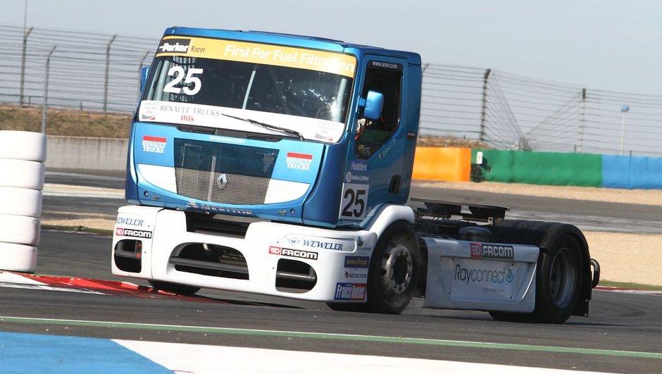 24 Heures du Mans Camion 2011 : résultat du week-end
