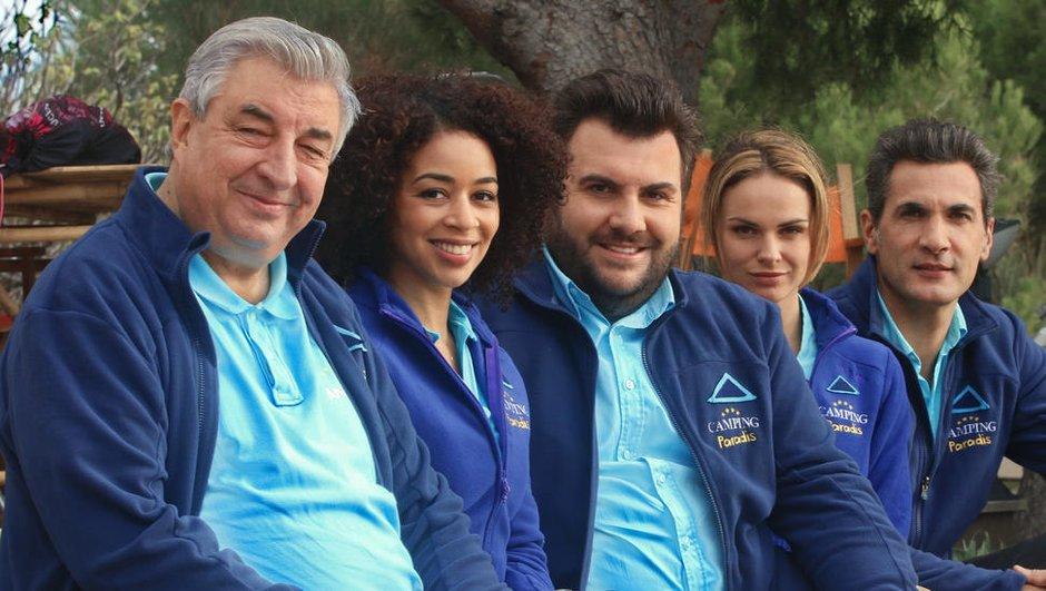 Camping Paradis - REPLAY - Revoyez l'épisode du lundi 6 avril 2015