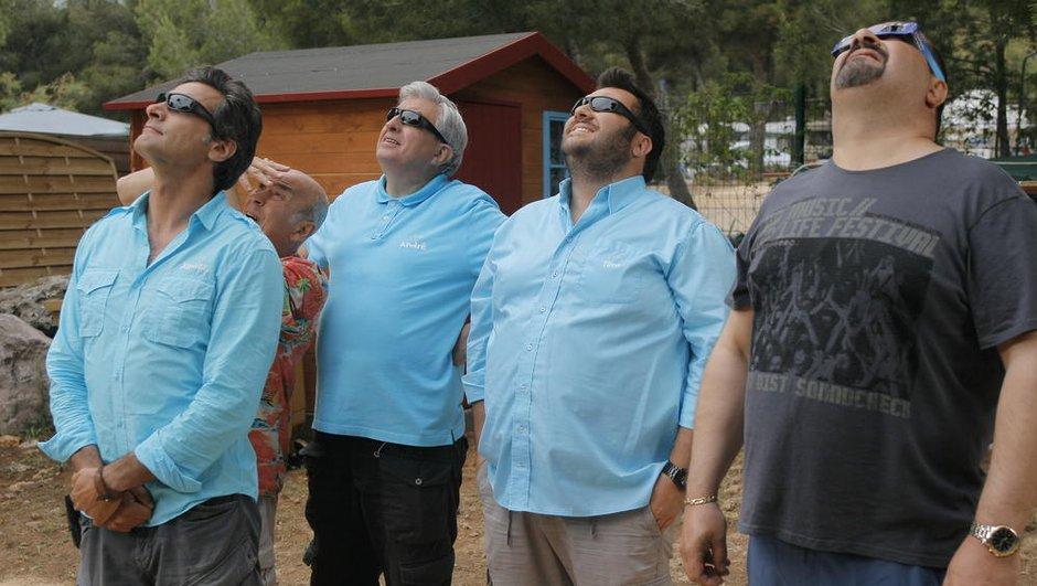Camping Paradis - REPLAY TF1 : Revivez la soirée du lundi 17 novembre 2014