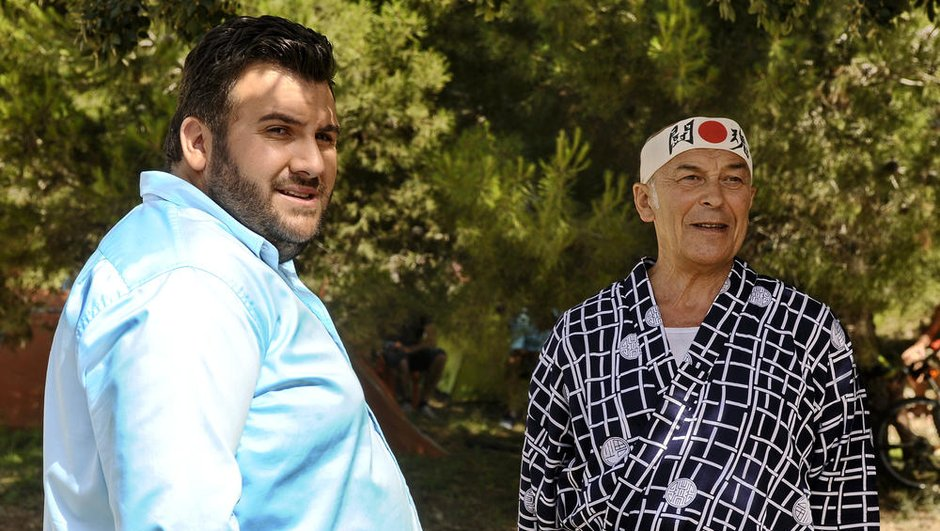 Camping Paradis - REPLAY TF1 : Revivez la soirée du lundi 5 janvier 2015