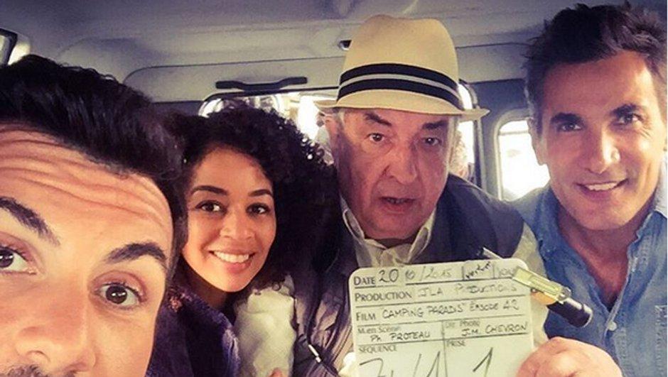 Camping Paradis : En coulisses, Laurent Ournac et les acteurs de la série se lâchent !
