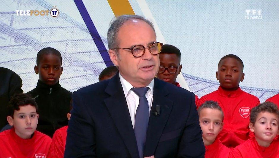 [EXCLU Téléfoot – 23/12] - Luis Campos : « 80 millions, c'est le prix » de Nicolas Pépé