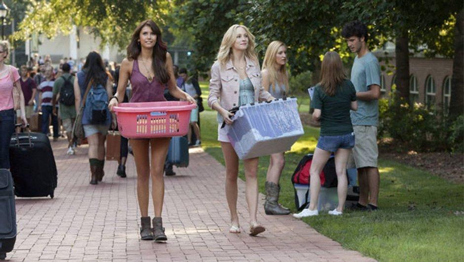 Candice Accola se confie sur la saison 5 de Vampire Diaries !