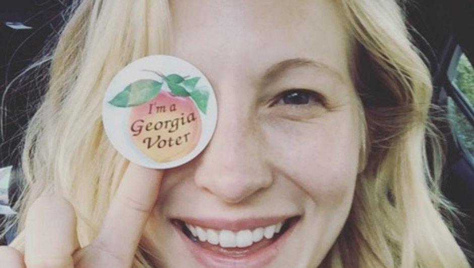 Candice King, Ian Somerhalder, Paul Wesley… Ils ont voté !