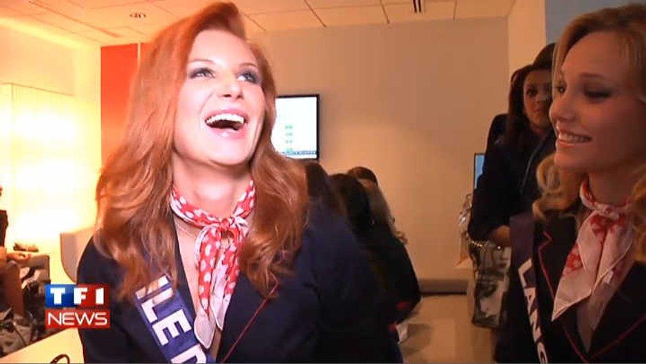 Miss France 2012 : rencontre avec Miss Ile de France (VIDEO)