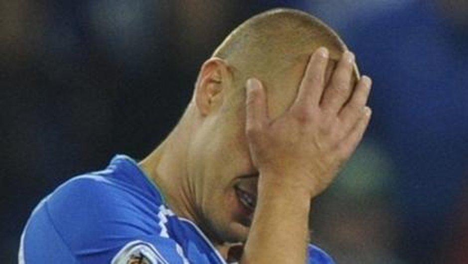 """Cannavaro: """"La pire performance de l'histoire"""""""