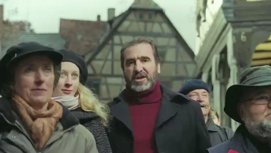 Insolite : Cantona en fait des tonnes pour de la bière (vidéo)