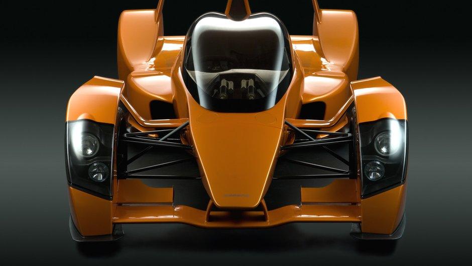 Le Red Bull X1 basé sur une Caparo T1 ?