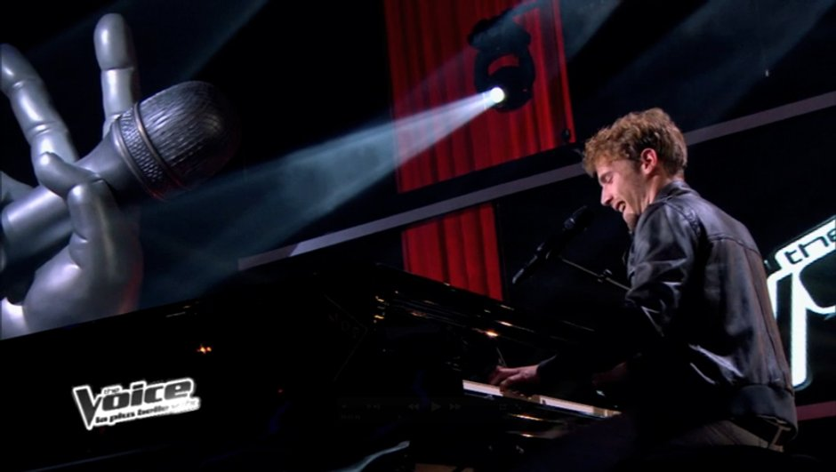 "The Voice : Antoine Selman met tout le monde d'accord avec ""Sympathy for the devil"" des Rolling Stones"