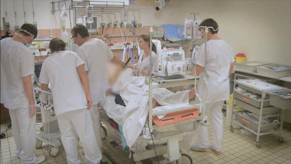 Nouveau programme : 24h aux urgences