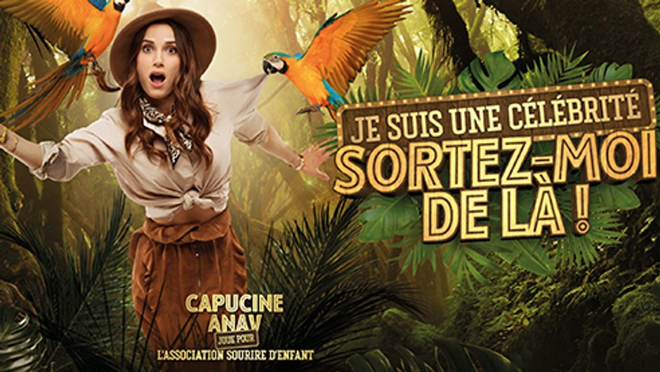 """Capucine Anav joue pour l'association """"Sourire d'enfant"""""""