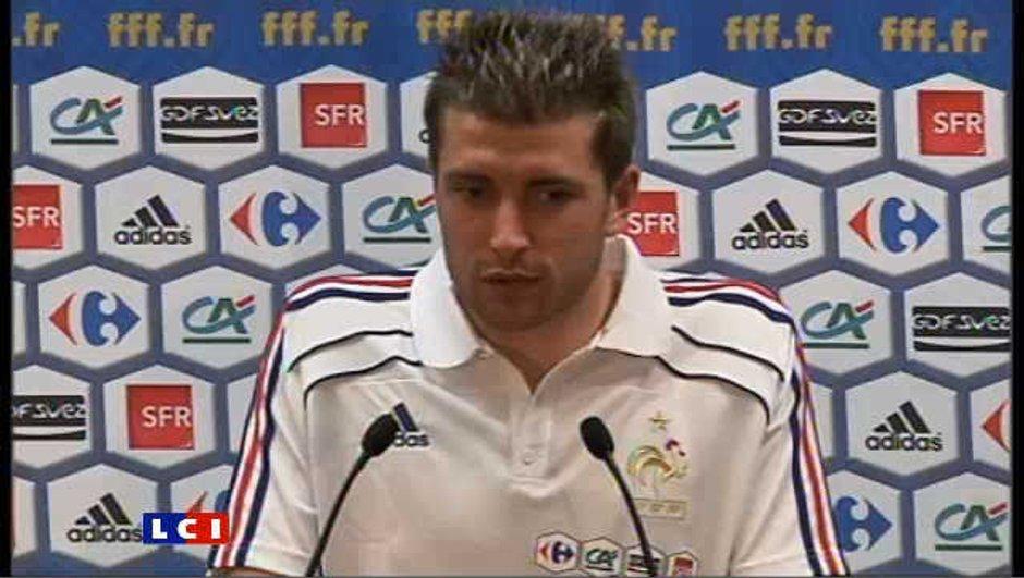 Equipe de France : Carasso forfait pour le reste de la Coupe du Monde ?